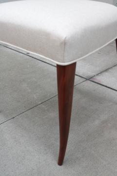 Set of Six Italian Modernist Dining Chairs - 1591930