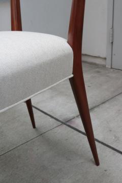 Set of Six Italian Modernist Dining Chairs - 1591931