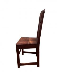 Set of Six Late 18th Century Country Chippendale Chairs - 426010