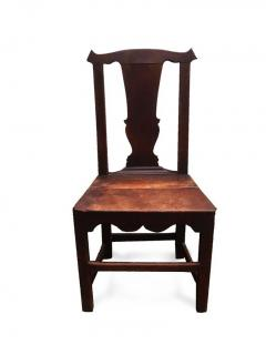 Set of Six Late 18th Century Country Chippendale Chairs - 426012