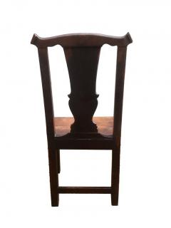 Set of Six Late 18th Century Country Chippendale Chairs - 426013