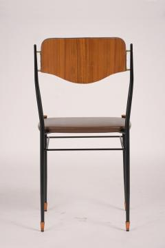 Set of Six Mid Century Modern Dining Chairs - 1313422
