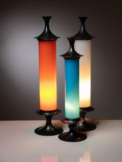 Set of Three 60s Table Lamps - 1526756