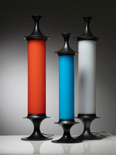 Set of Three 60s Table Lamps - 1526758