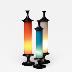 Set of Three 60s Table Lamps - 1528639