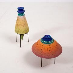 Set of Three Ceramic Works - 1426975