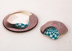 Set of Three Ceramic Works - 1426980