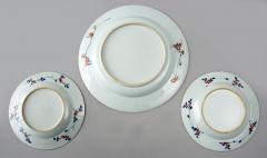 Set of Three Chinese Kangxi Yongzheng Plates - 267158