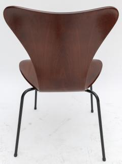 Set of Twelve 1960s Formiga Brazilian Jacaranda and Metal Dining Chairs - 497415