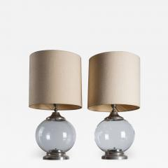Set of Two Italian Table lamps - 761723