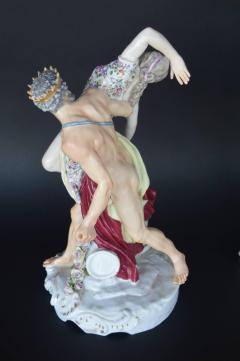 Set of Two Meissen Sculptures - 450515
