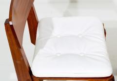 Set of six Italian chairs by Arc Vito Sangirardi for the Pallante shop Bari - 1602426
