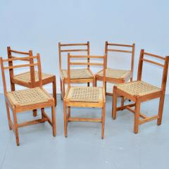 Set of six dining chairs - 1584937