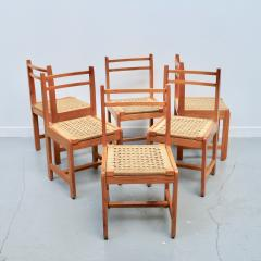 Set of six dining chairs - 1584938