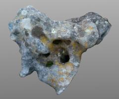 Set of ten natural stone sculptures Gogottes de Fontainebleau  - 1236563