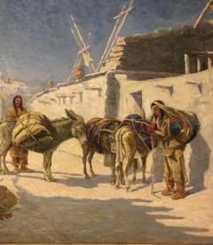 Seth C Jones Life in the Pueblo - 1587378
