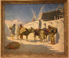 Seth C Jones Life in the Pueblo - 1587380