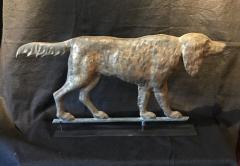 Setter Dog Weather Vane - 1389219