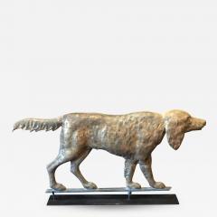 Setter Dog Weather Vane - 1393145