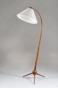 Severin Hansen Danish Mid Century Floor Lamp Bridge Lamp by Severin Hansen Jr - 900848