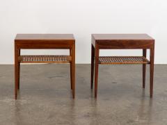 Severin Hansen Pair of Rosewood Tables by Severin Hansen - 1120893