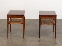 Severin Hansen Pair of Rosewood Tables by Severin Hansen - 1120897
