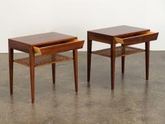 Severin Hansen Pair of Rosewood Tables by Severin Hansen - 1120898