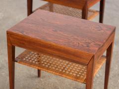 Severin Hansen Pair of Rosewood Tables by Severin Hansen - 1120900
