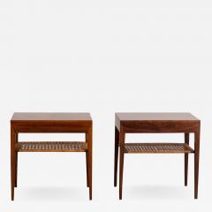 Severin Hansen Pair of Rosewood Tables by Severin Hansen - 1121439