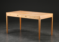 Severin Hansen Severin Hansen Iconic Pure Oak 4 Drawers Desk - 614494