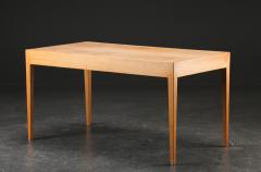 Severin Hansen Severin Hansen Iconic Pure Oak 4 Drawers Desk - 614495
