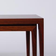 Severin Hansen Severin Hansen Nesting Rosewood Side Tables - 1506414