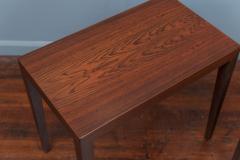 Severin Hansen Severin Hansen Rosewood Side Tables for Haslev - 1880040