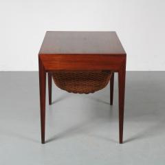 Severin Hansen Severin Hansen Sewing Table for Haslev M belsnedkeri Bovenkamp Denmark 1960 - 1141610