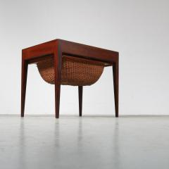 Severin Hansen Severin Hansen Sewing Table for Haslev M belsnedkeri Bovenkamp Denmark 1960 - 1141611
