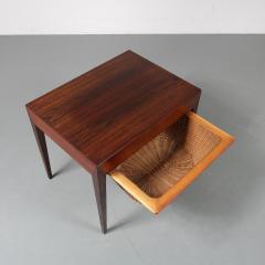 Severin Hansen Severin Hansen Sewing Table for Haslev M belsnedkeri Bovenkamp Denmark 1960 - 1141613