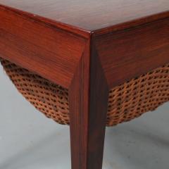 Severin Hansen Severin Hansen Sewing Table for Haslev M belsnedkeri Bovenkamp Denmark 1960 - 1141614