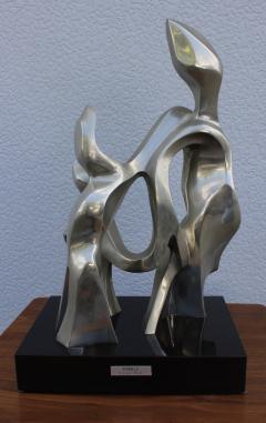 Seymour W Meyer Seymour Meyer Bronze Sculpture - 767793