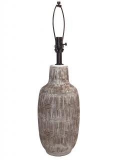Sgraffito Table Lamp - 1852919