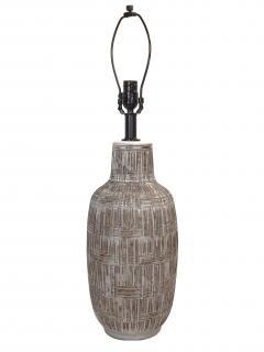 Sgraffito Table Lamp - 1852920