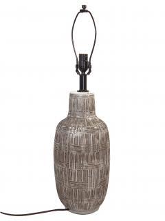 Sgraffito Table Lamp - 1852921