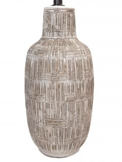 Sgraffito Table Lamp - 1852924