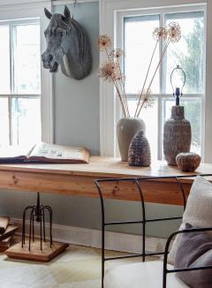 Sgraffito Table Lamp - 1852926
