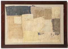 Sharon Simonaire Set of Nine Framed Collage Artworks - 1953099