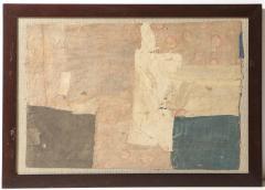 Sharon Simonaire Set of Nine Framed Collage Artworks - 1953100