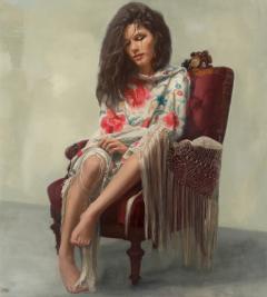 Sharon Sprung Fringe - 131841