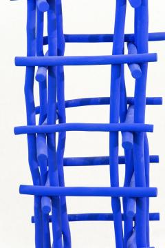 Shayne Dark Gridlock Series Blue Column - 1043200
