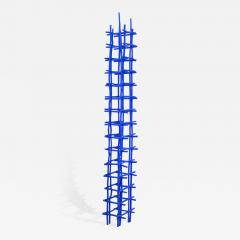 Shayne Dark Gridlock Series Blue Column - 1045105