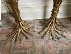 Sheaf Of Wheat Side Tables - 1873966