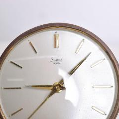 Sheffield West Germany Table Clock Mid Century Modern - 1235761